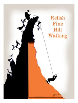 Relish Fine Hill Walking